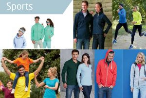 Merchandising Sports