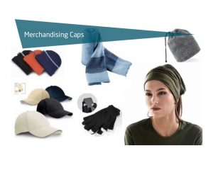 Merchandising Caps