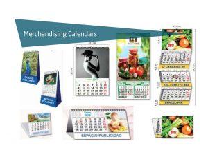 Merchandising Calendars