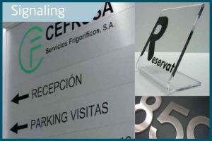 Merchandising Signaling