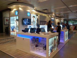 Retail. Punto de venta HP