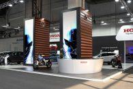 Stand Honda 2019