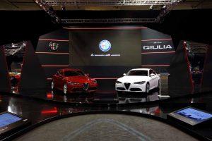 Evento Alfa Romeo Museo