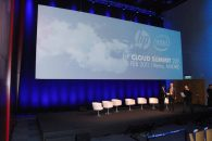 Evento Hp Cloud Sumit 2010