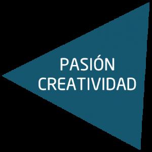 pasion creatividad