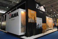 Diseno de Stand ULMA- CONSTRUMAT 2009