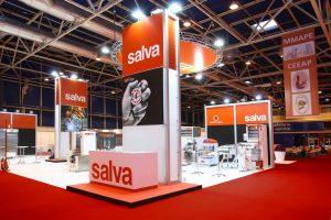 Stands Semi-modulares Salva