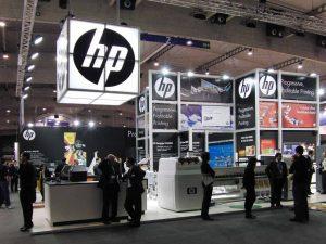 Stands Semi-modulares HP