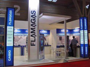 Stands Semi-modulares Flamagas
