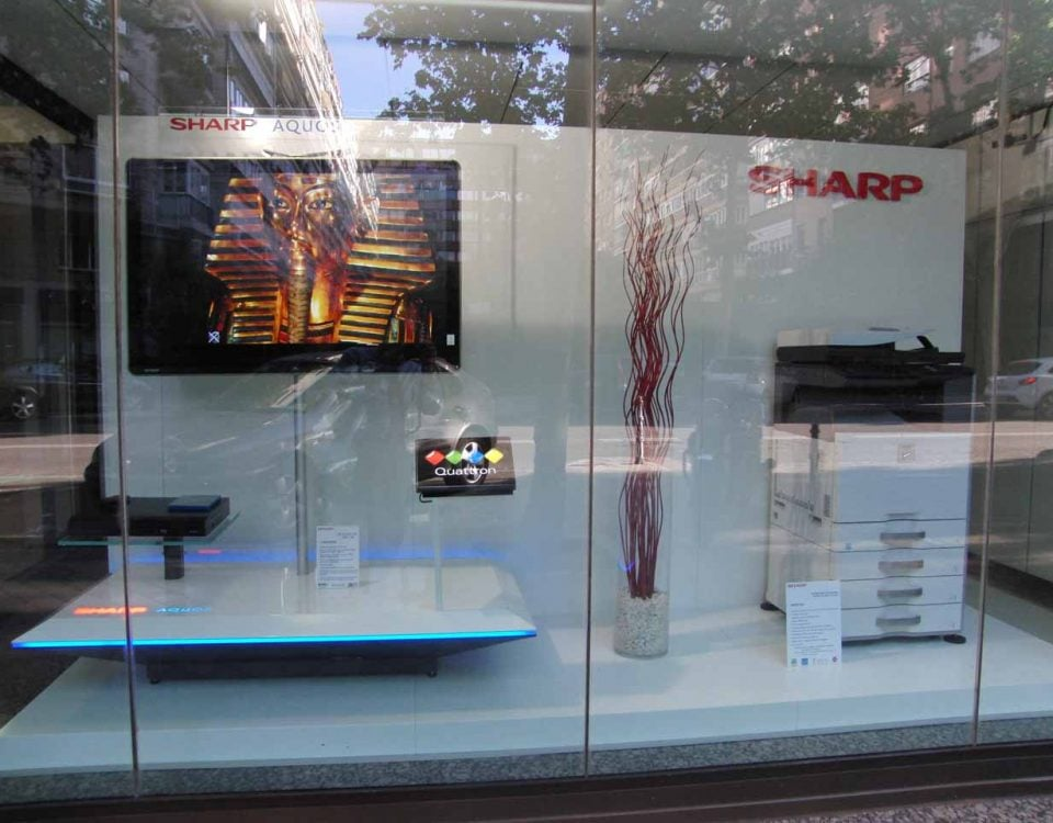 SHARP – LOCAL ROSARIO PINO
