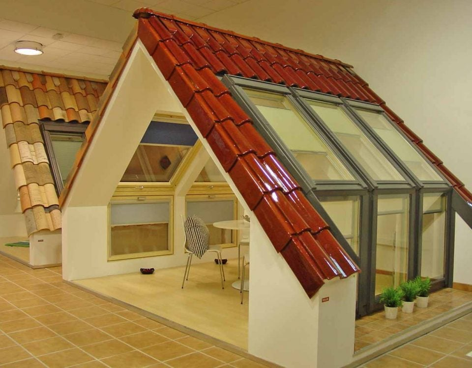 VELUX – SHOWROOM 2008