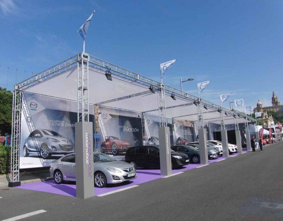 MAZDA- EXTERIOR AUTOMÓVIL 2011