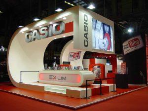 Stand Casio Sonima 01