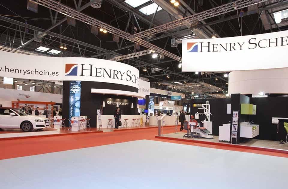 stand 1. HENRY SCHEIN – EXPODENTAL 2012