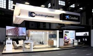 Stand CaixaBank Building Center 01