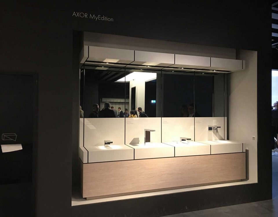 AXOR Showroom BCN 2019