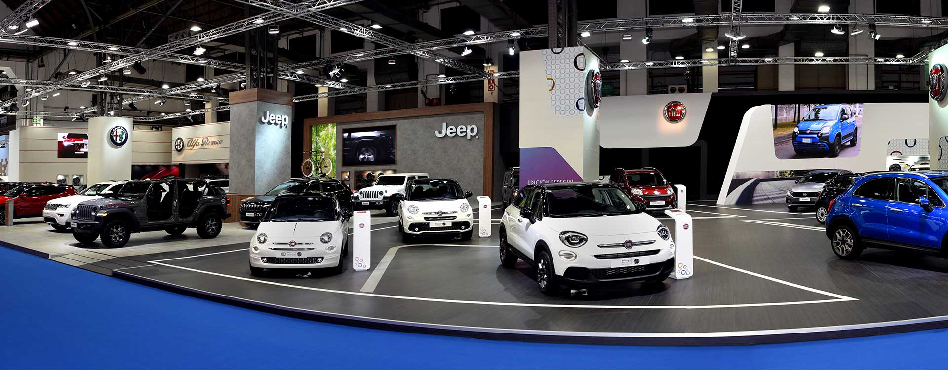 Stand fiat 2019